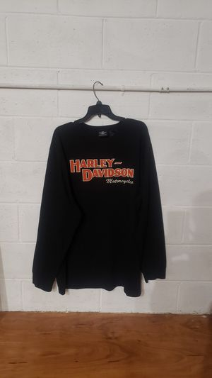 Harley Davidson long sleeve shirt for Sale in City of Industry, CA