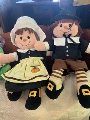 Antique rag dolls for Sale in Stone Mountain, GA
