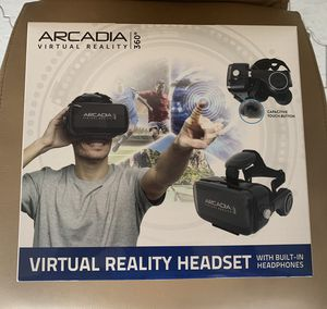ARCADIA Virtual Reality 360 , color Black for Sale in HALNDLE BCH, FL