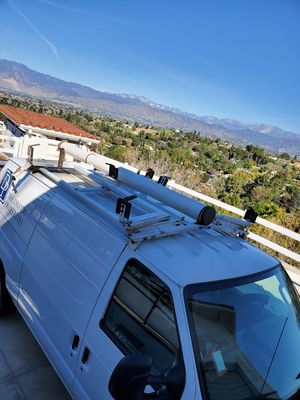 Adrian double drop down ladder rack for Sale in Upland, CA