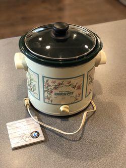 Rival Crock-Pot for Sale in Rainbow City,  AL