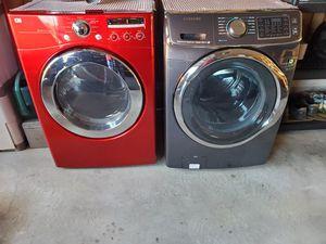LG DRYER, SAMSUNG WASHER for Sale in Hephzibah, GA