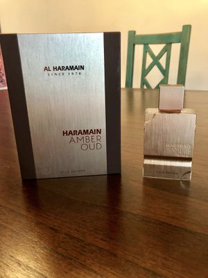 Haramain Amber Oud Gold Edition 60mL for Sale in Fort Lauderdale, FL