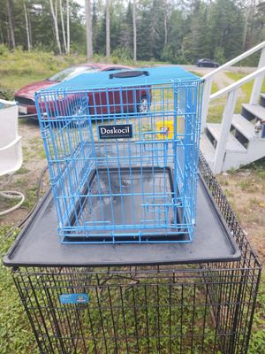 Pet crate. Medium. for Sale in Hermon, ME