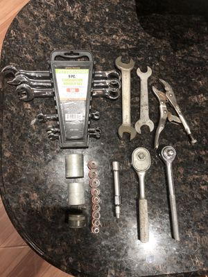 Wrench Torque Click Set for Sale in Staten Island, NY