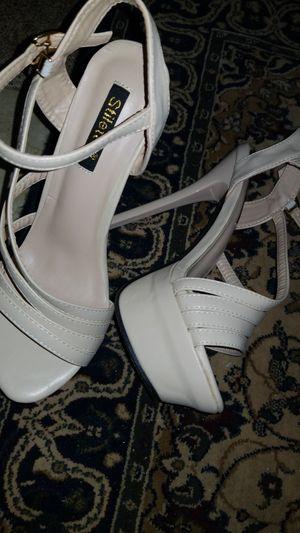 Nude pink stilettos heels size 7 for Sale in Centreville, VA