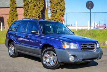 2003 Subaru Forester for Sale in Seattle,  WA