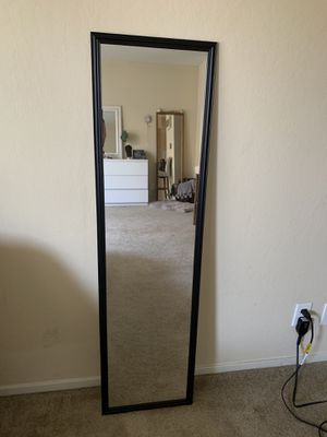 Black Wall Mirror for Sale in Oakland, CA