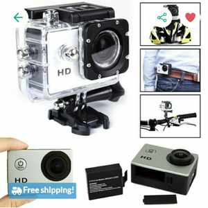 Full HD 1080P Camera 30M Waterproof Sports DV Action Video Camera DVR for Sale in Carson, CA