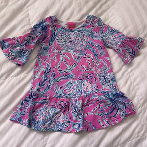 Girls Lilly Pulitzer Dress for Sale in West Palm Beach, FL