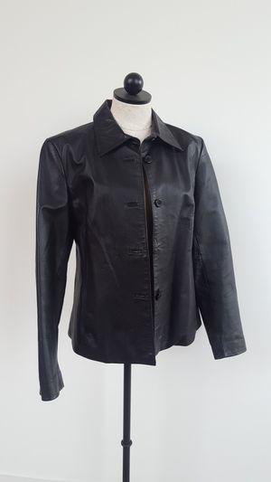 Ladies BGSD Leather coat - Medium for Sale in Dallas, TX