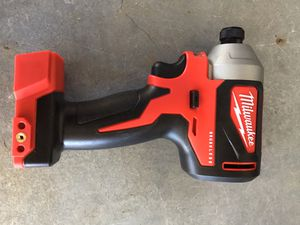 MILWAKEE IMPACT DRILL BRAND NEW 18 VOLTS for Sale in Glendale, AZ