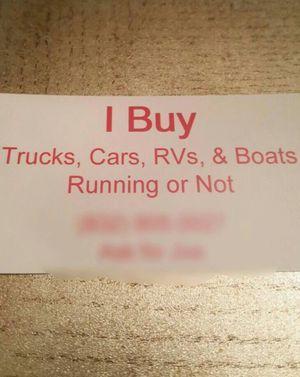 I buy rvs for Sale in Houston, TX