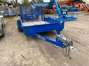 Felling FT3 utility trailer 2k capacity single axle for Sale in Chicago, IL
