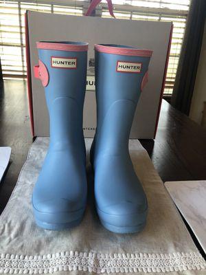 Hunter boots size 9 for Sale in Virginia Beach, VA