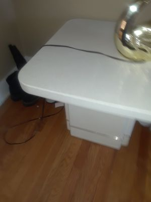 new end table for Sale in Detroit, MI