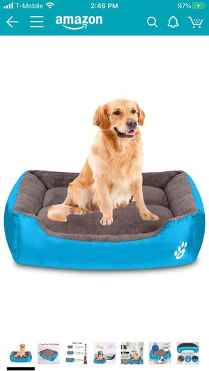 Large Dog Bed for Sale in Philadelphia, PA