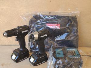 Makita subcompact brushless kit!! for Sale in Santa Ana, CA