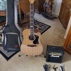 Rango Electric Acoustic Guitar for Sale in Crestview, FL