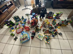 Toys $30 for all for Sale in Caruthers, CA