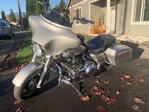 2009 Harley Davidson Street Glide FLHX for Sale in Keizer, OR