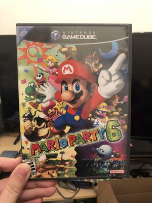 Mario Party 6 gamecube for Sale in Chicago, IL