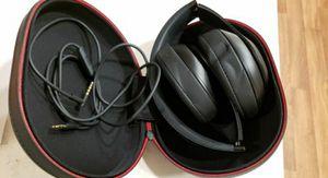 Studio Beats 3 Over Ear Headphones Black for Sale in Bellevue, WA