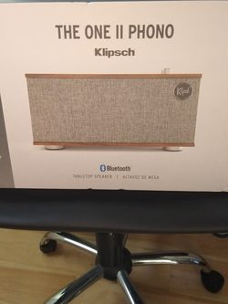 Klipsch The One II Phono Bluetooth Quality Speaker for Sale in Hayward,  CA