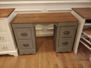 Refinished Desk for Sale in Raleigh, NC