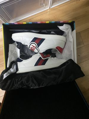 Gucci sneakers size 11 for Sale in New Rochelle, NY