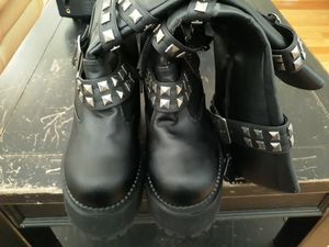 Women's Goth boots,Demonia, Assault-203 for Sale in Tampa, FL