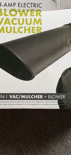 Blower With Vacuum Bag for Sale in San Angelo,  TX