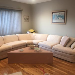 Very Large Vintage Sectional for Sale in Syosset, NY