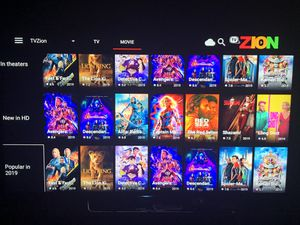 Fire tv stick fully loaded for Sale in Burleson, TX