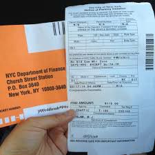 Parking tickets for Sale in New York, NY