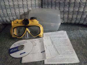 Liquid Image Underwater digital camera mask 5MP for Sale in Orange Park, FL