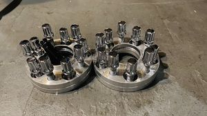 15mm spacers for 240sx 5x114.3 for Sale in Las Vegas, NV