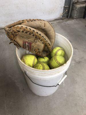 Softballs for Sale in North Smithfield, RI