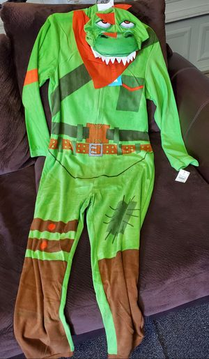 Brand New Fortnite Rex Halloween Costume for Sale in Glendale, AZ