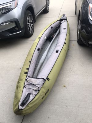 Stearns inflatable canoe kayak for Sale in Palos Heights, IL