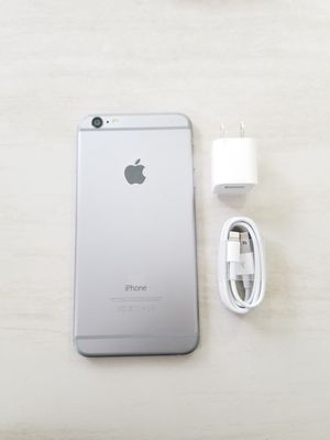 UNLOCKED IPHONE 6 PLUS 60GB BLACK PERFECT CONDITIONS !!! PRICE IS FIRM !!! for Sale in Fort Lauderdale, FL
