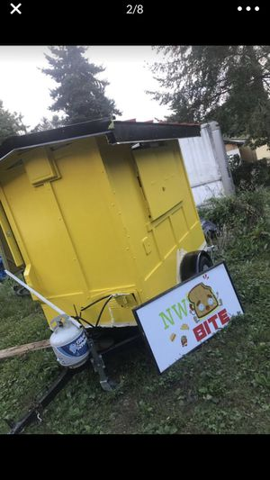 Food trailer for Sale in Seattle, WA