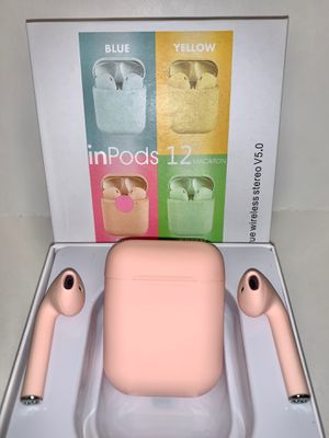 PINK i12 Mini EarPods for Sale in Norco, CA