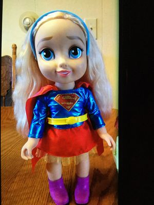 Supergirl Toddler Doll for Sale in Auburn, WA