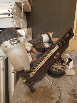 Porter cable.nail gun for Sale in Las Vegas, NV