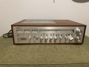 Vintage Yamaha CR-2020 Stereo Receiver for Sale in Scottsdale, AZ