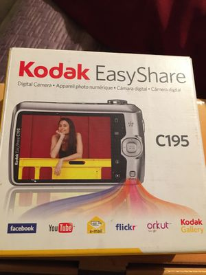 Kodak c195 digital camera for Sale in Pittsburg, CA
