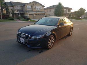 2009 Audi A4 Quattro 2.0 (clean title) for Sale in Stockton, CA