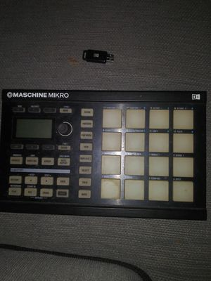 Native instruments micro midi beat pad for Sale in Dallas, TX
