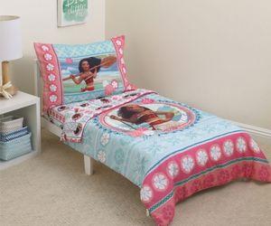 Disney Moana Toddler Bedding Set New ‼‼‼ for Sale in Santa Fe Springs, CA